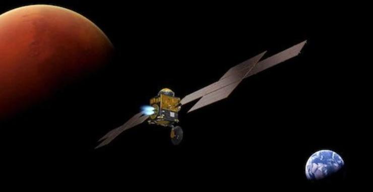 L'Italia su Marte, l'apporto decisivo (Foto IlSole24Ore)