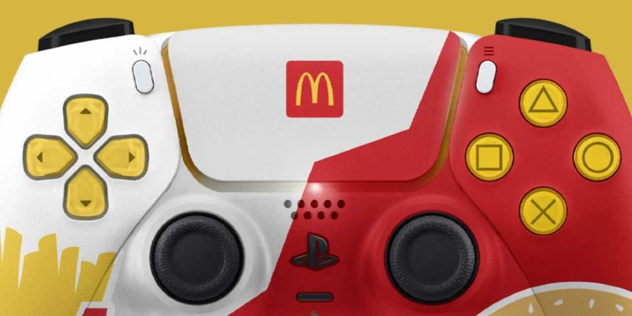 PS5 Mcdonalds