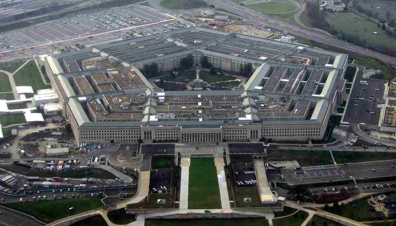 Il Pentagono (Foto di Wikipedia)