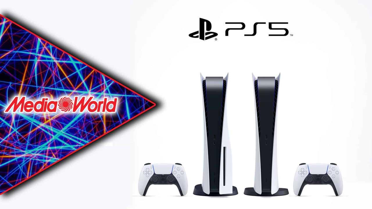 Playstation 5 torna da Mediaworld