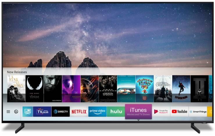 Samsung e le smart tv