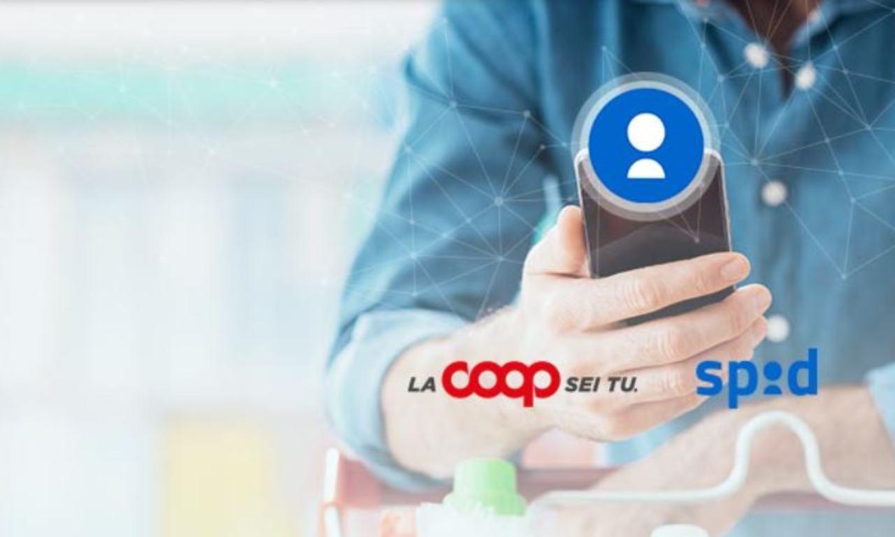 SPID gratis con la Coop