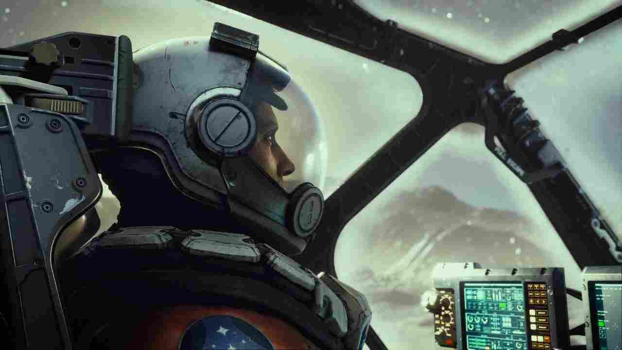 Starfield, un videogame by Bethesda (Bethesda)