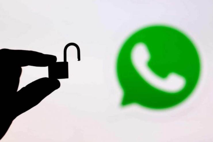 WhatsApp e privacy (Foto Vesuvius.it)