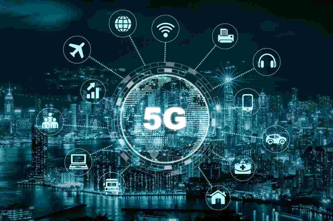 5G, un grimaldello per la Cina, che apre le porte agli investimenti nei data center (Adobe Stock)