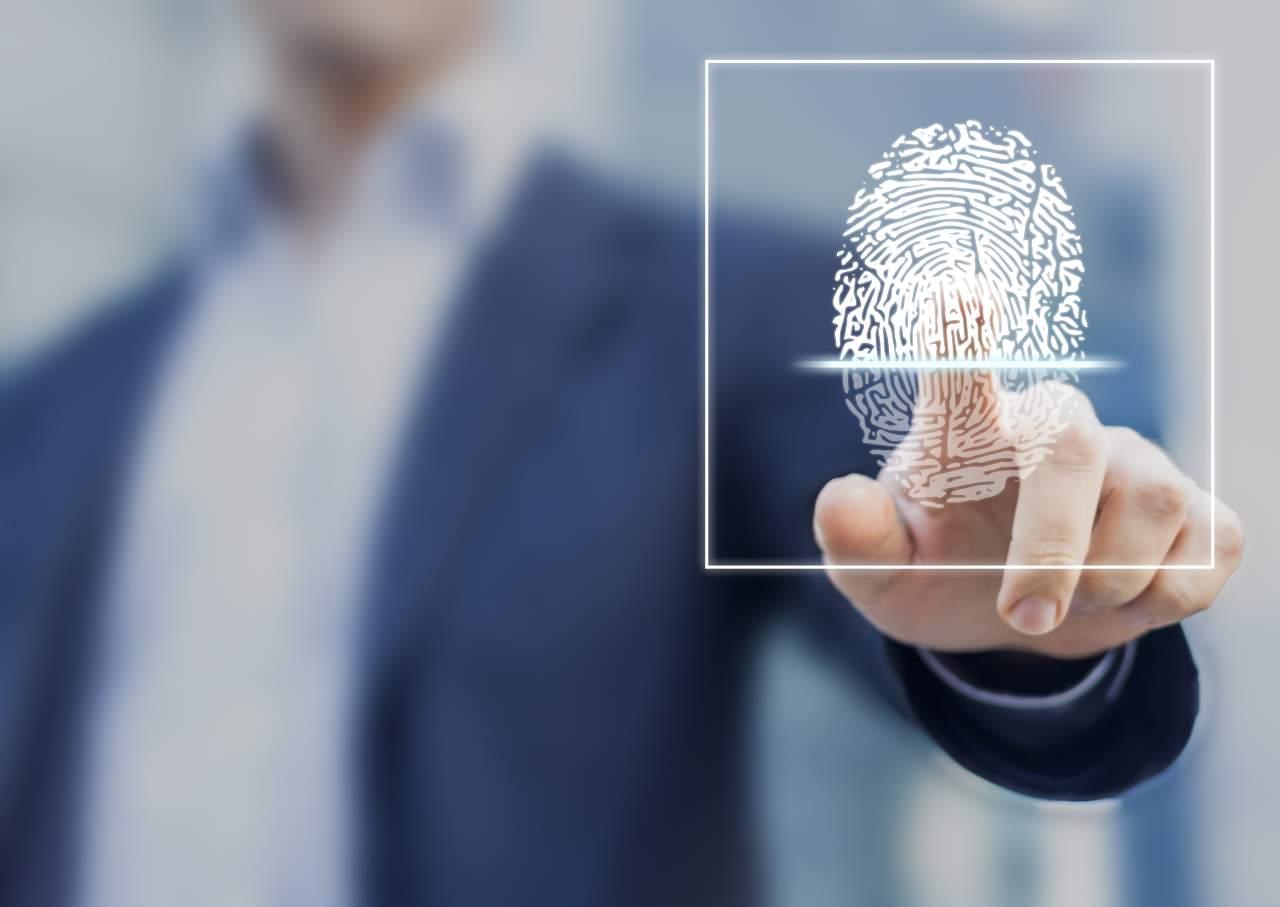 Dati biometrici (Foto Adobestock)
