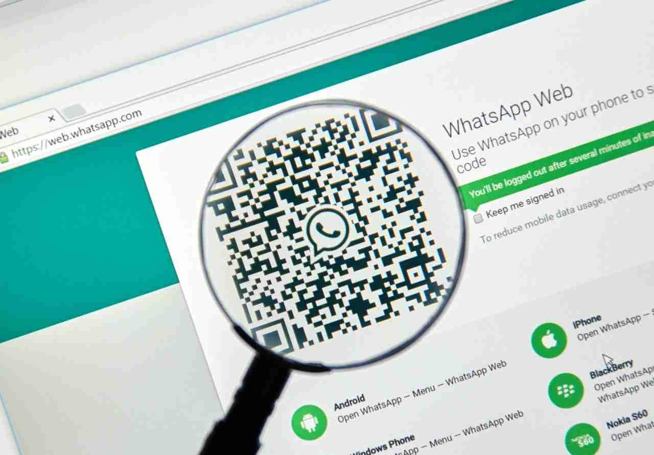 Whatsapp (foto Adobestock)