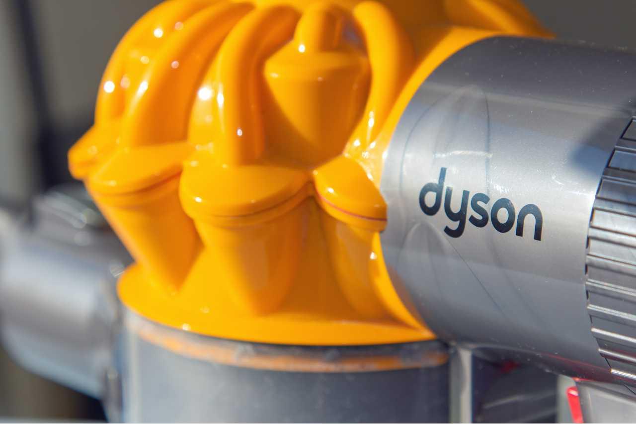 Aspiratore Dyson (Adobe Stock)