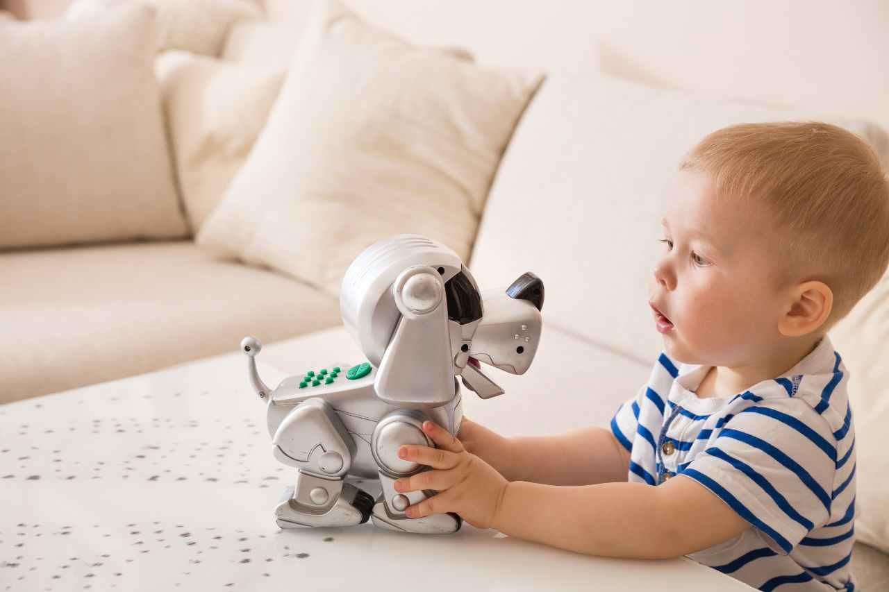 Ecco a voi Spot, il cane robot che fa la guardia allo stabilimento KIA