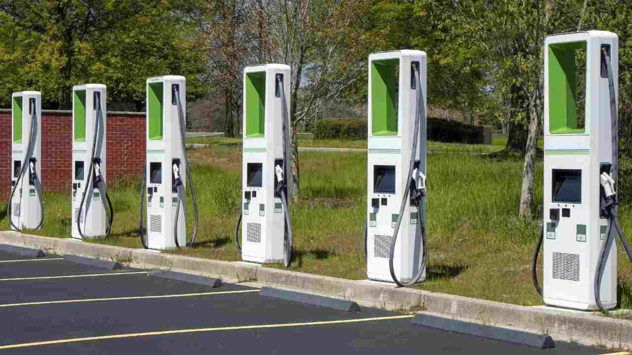 Charging station (Adobe Stock)