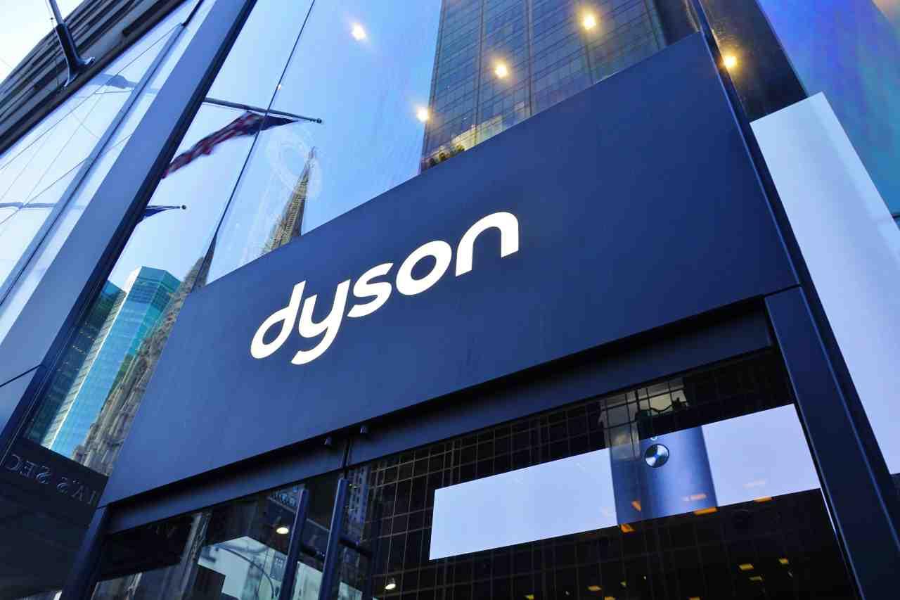 Dyson, la sede (Adobe Stock)