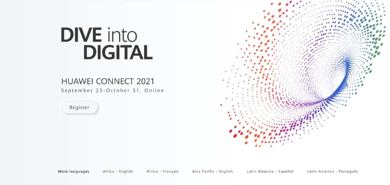 Evento Huawei