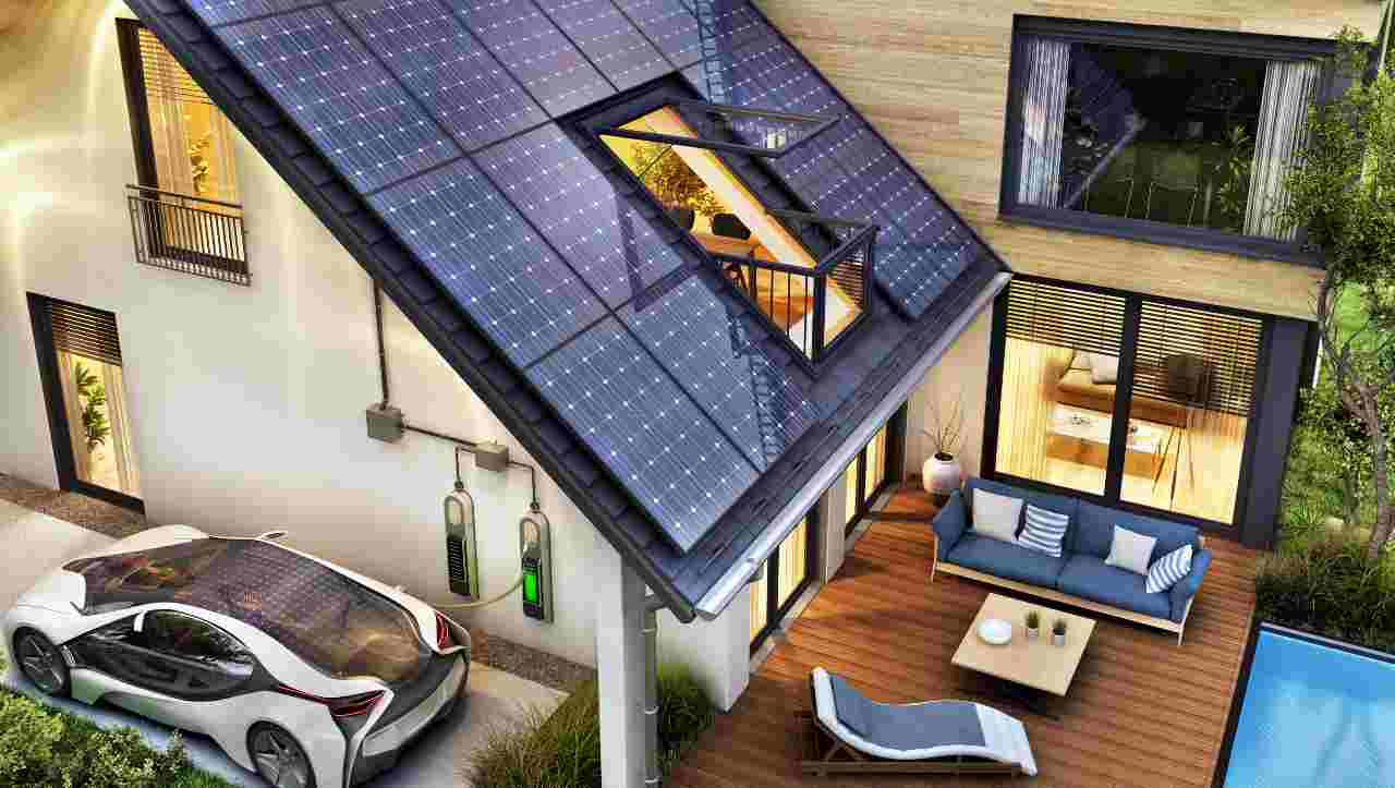 Lightyear usa il fotovoltaico anche per le auto (Adobe Stock)