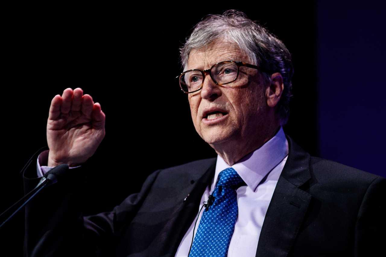 Bill Gates (foto Getty Images)