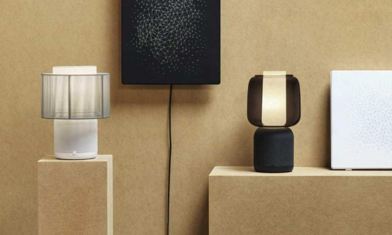 Symfonisk, lampada di Ikea