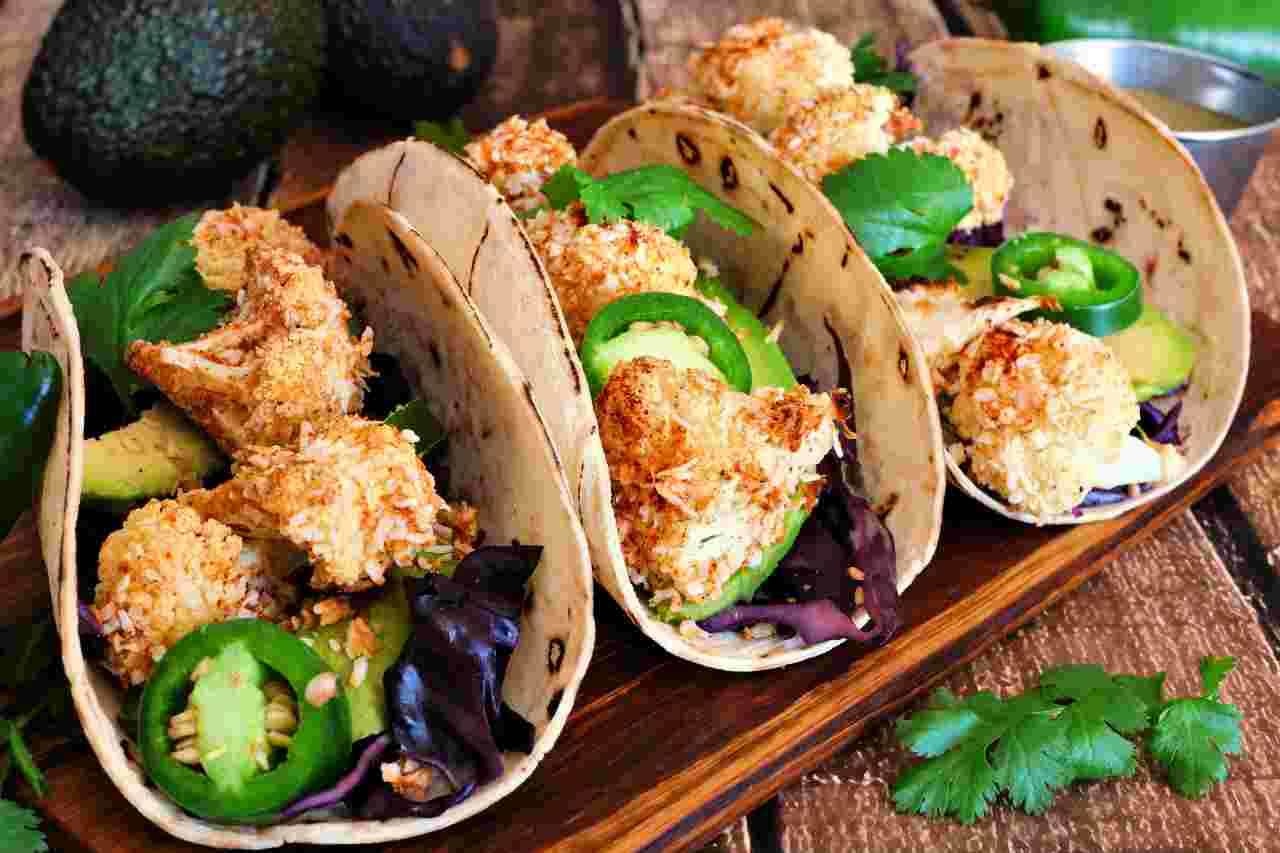 Tacos Vegan (Adobe Stock)