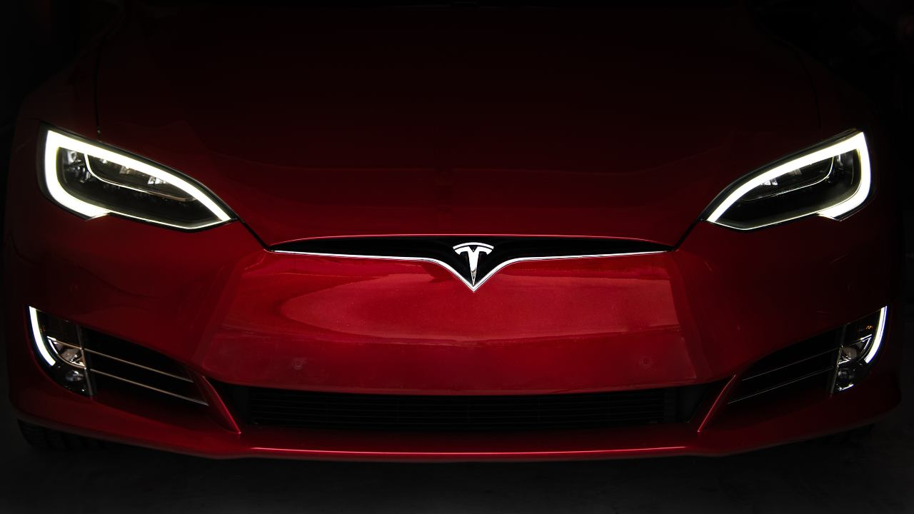 Tesla Model S (Adobe Stock)
