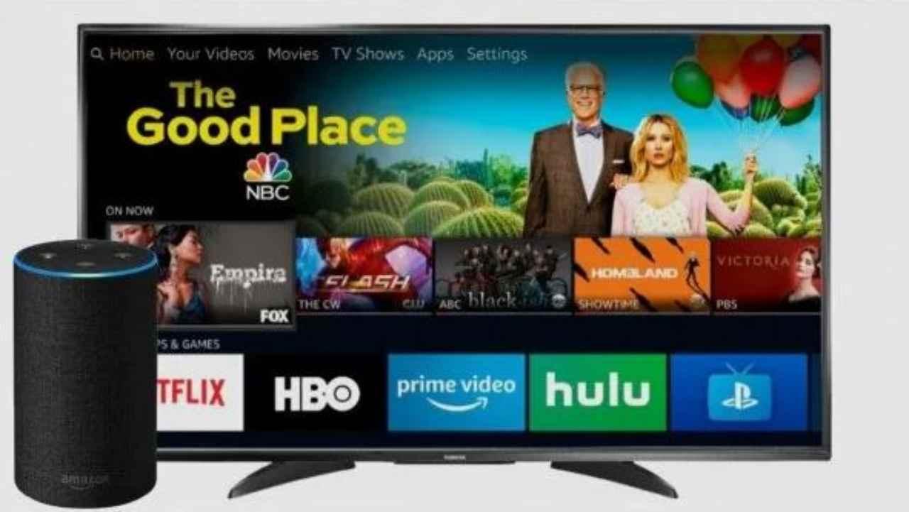 Amazon Smart Tv in arrivo