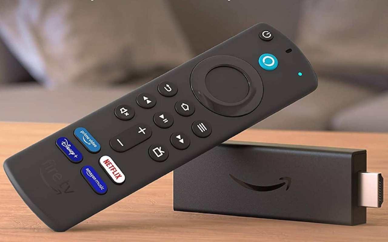 Amazon Smart Tv con Alexa sta arrivando