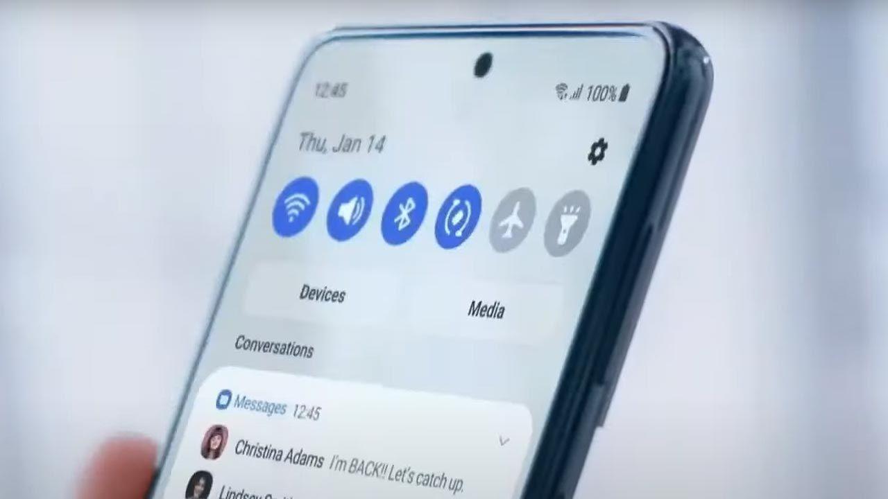 Android 12 (Foto Cellulari.it)