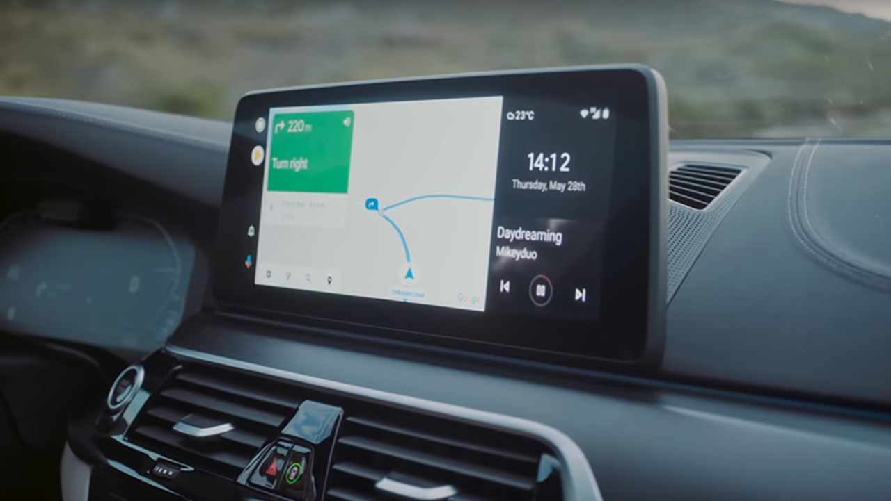 Android Auto upgrade (Foto Bmw.it)