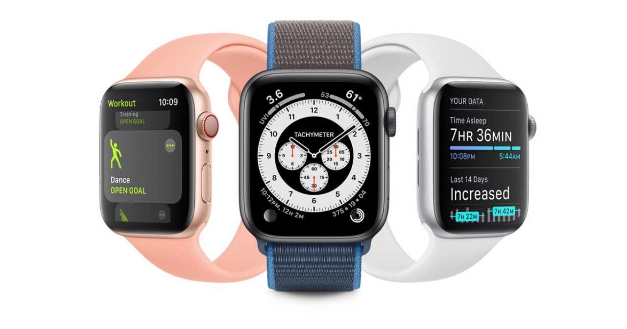 Apple Watch 7 (Foto Apple.com)