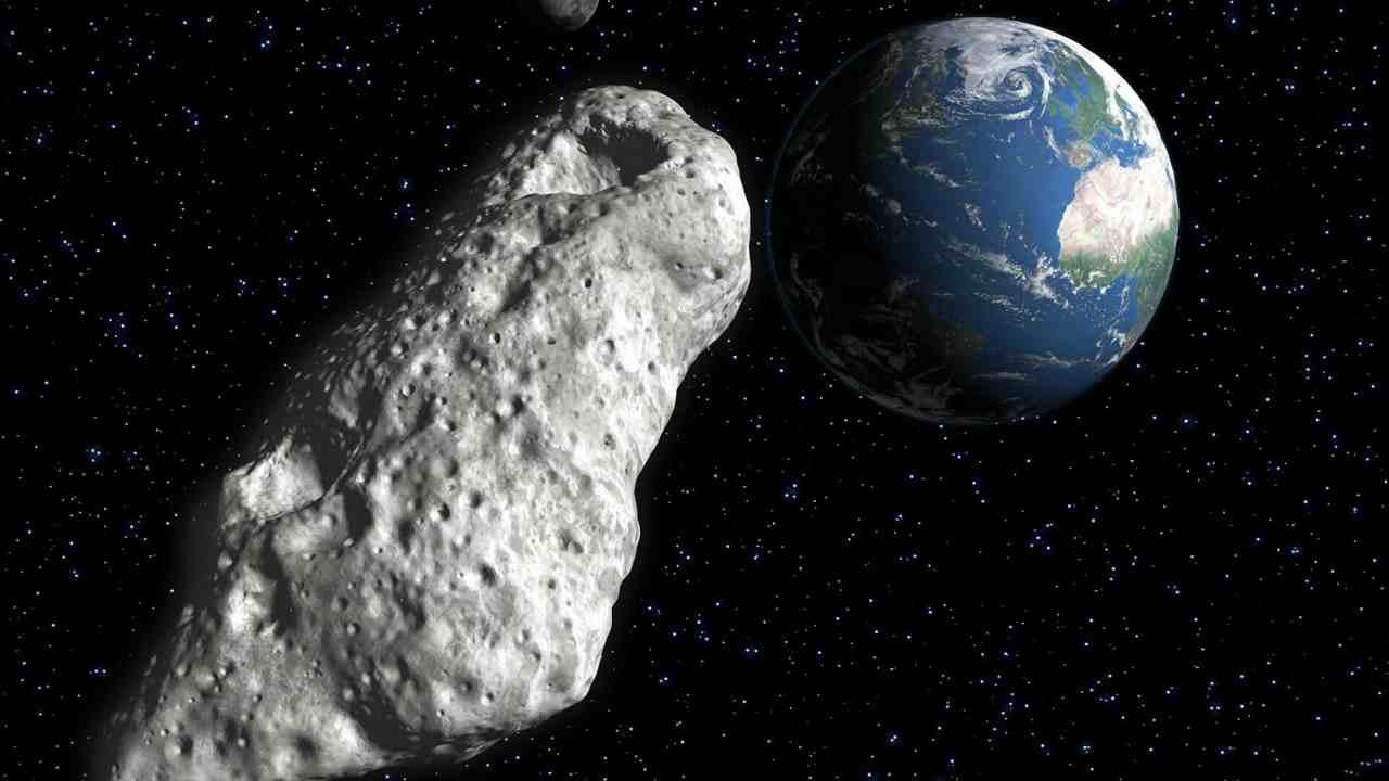 Asteroide ha sorvolato la Terra (Foto Sputnik)