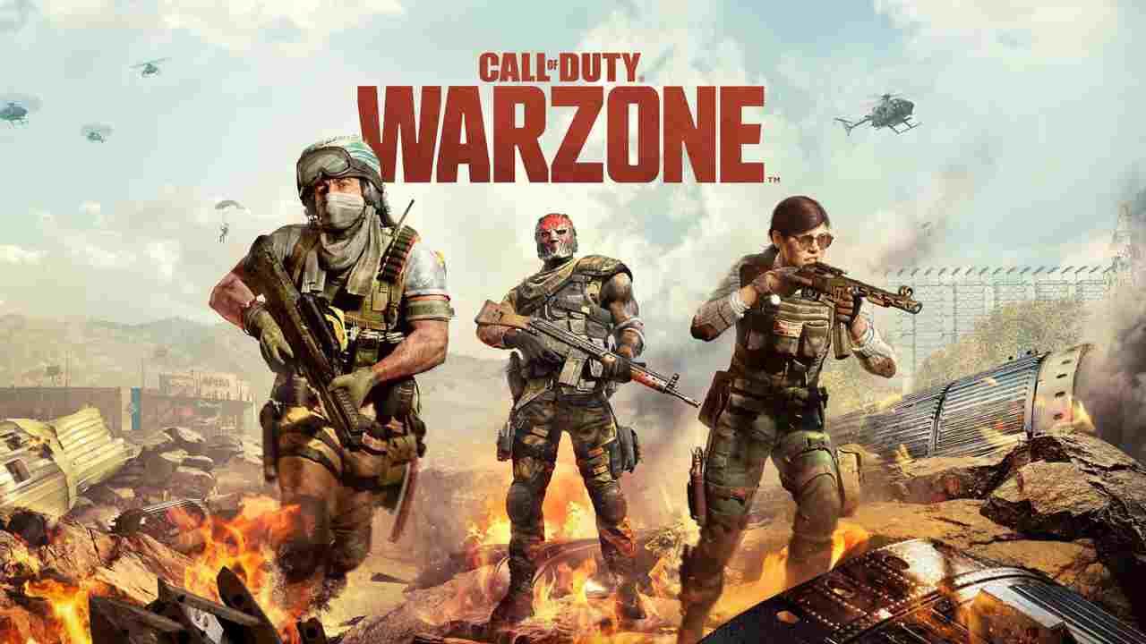 Call of Duty Warzone: arriva la stagione 5