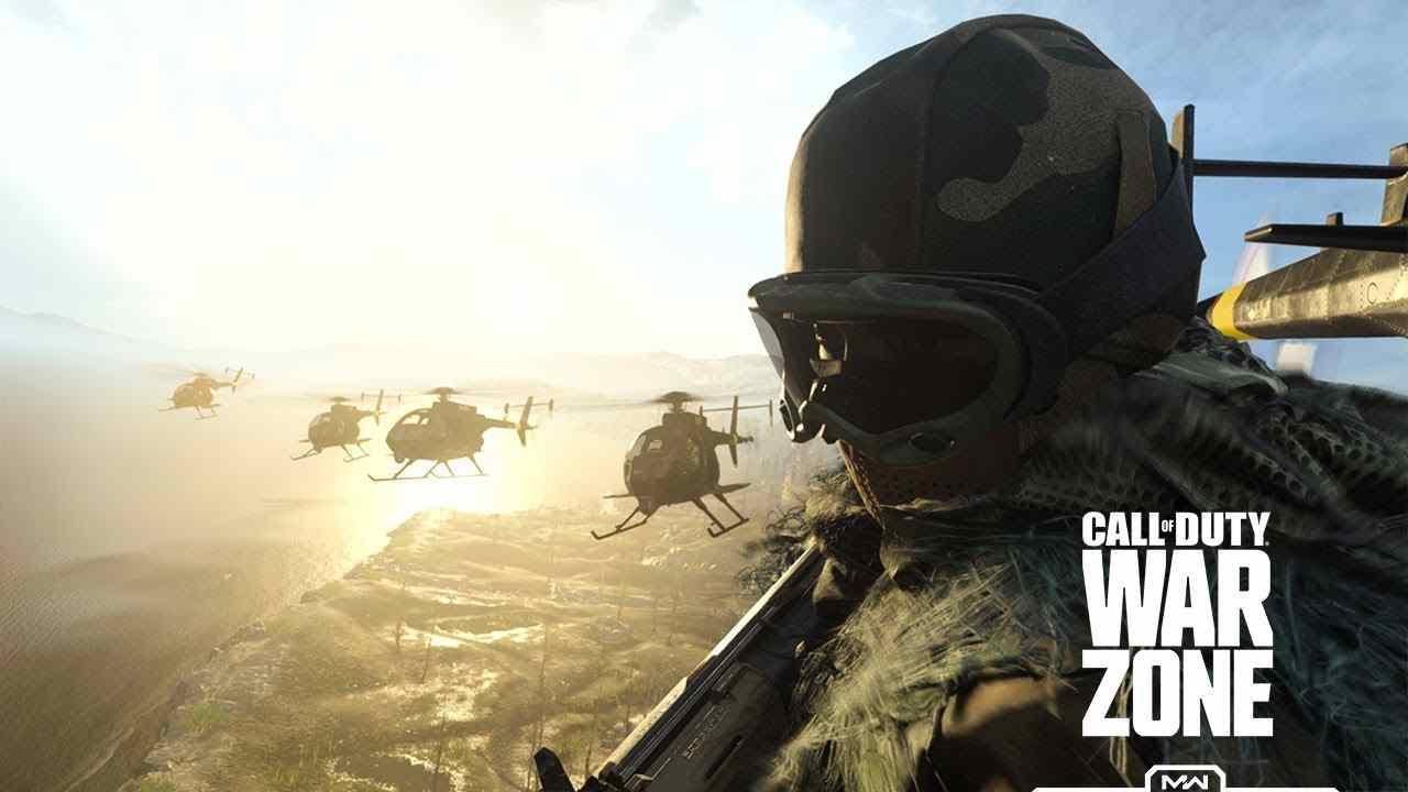 Call of Duty Warzone, tutto pronto per la Stagione 5