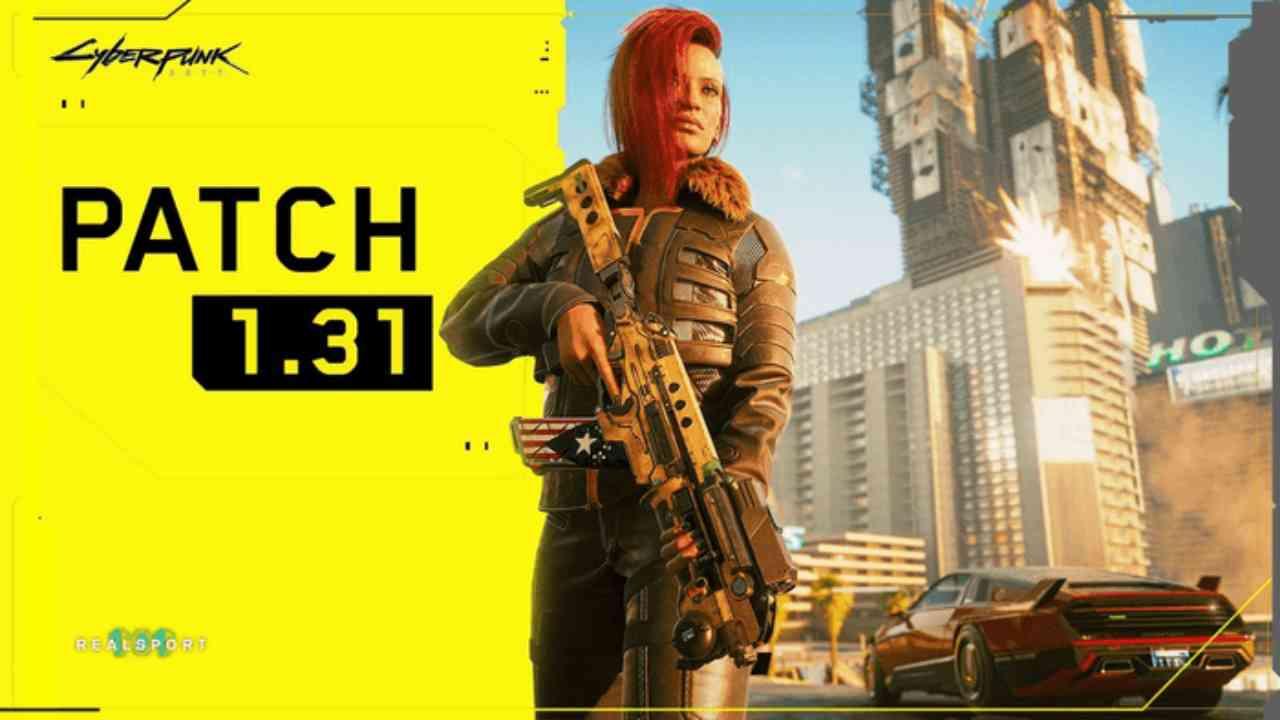 Nuova patch Cyberpunk 2077