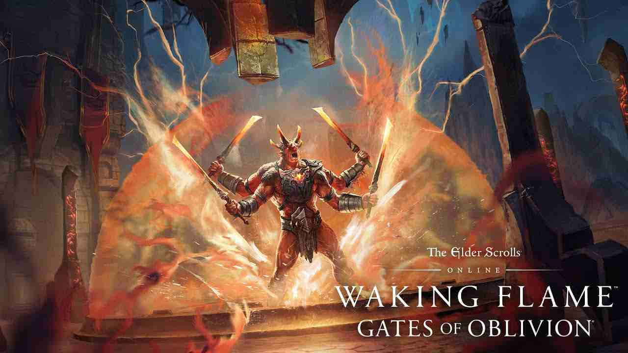 Elder Scrolls Waking Flame