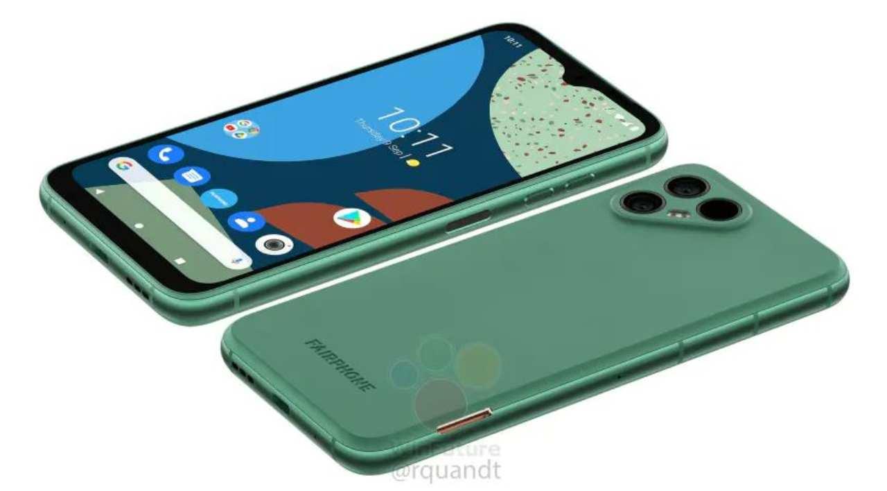 Fairphone 4 5G (Foto Quandt)