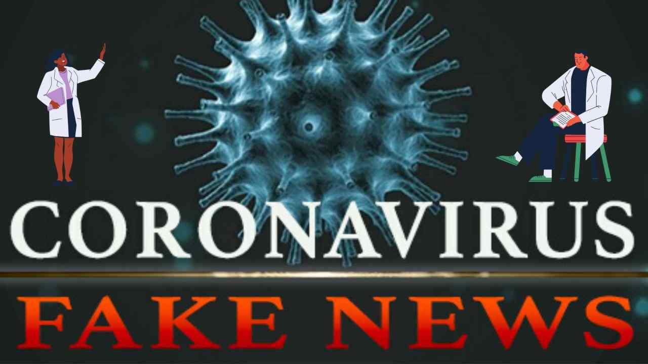 Fake news sul covid (Foto Changefuture)