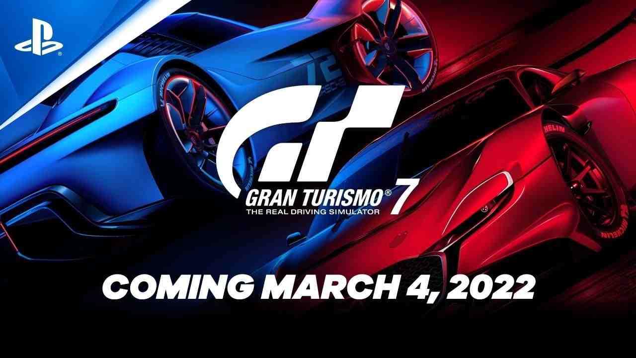 Gran Turismo 7, trailer e data d'uscita