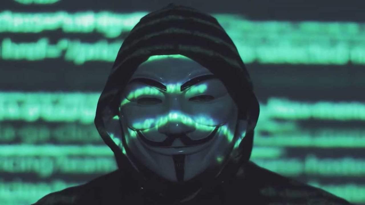 Hacker vs Trump (Foto Techprincess)