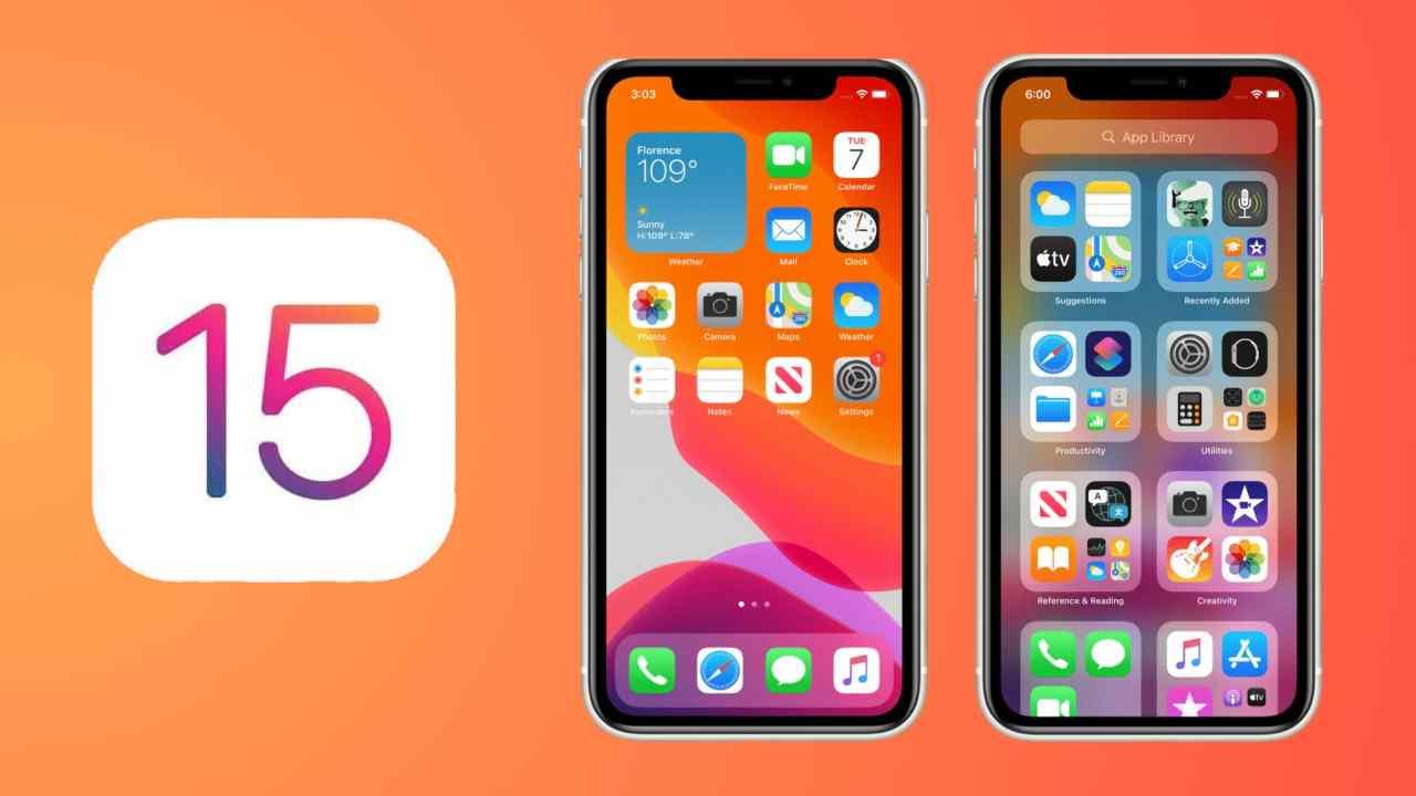 iOS 15, le principali 5 novità