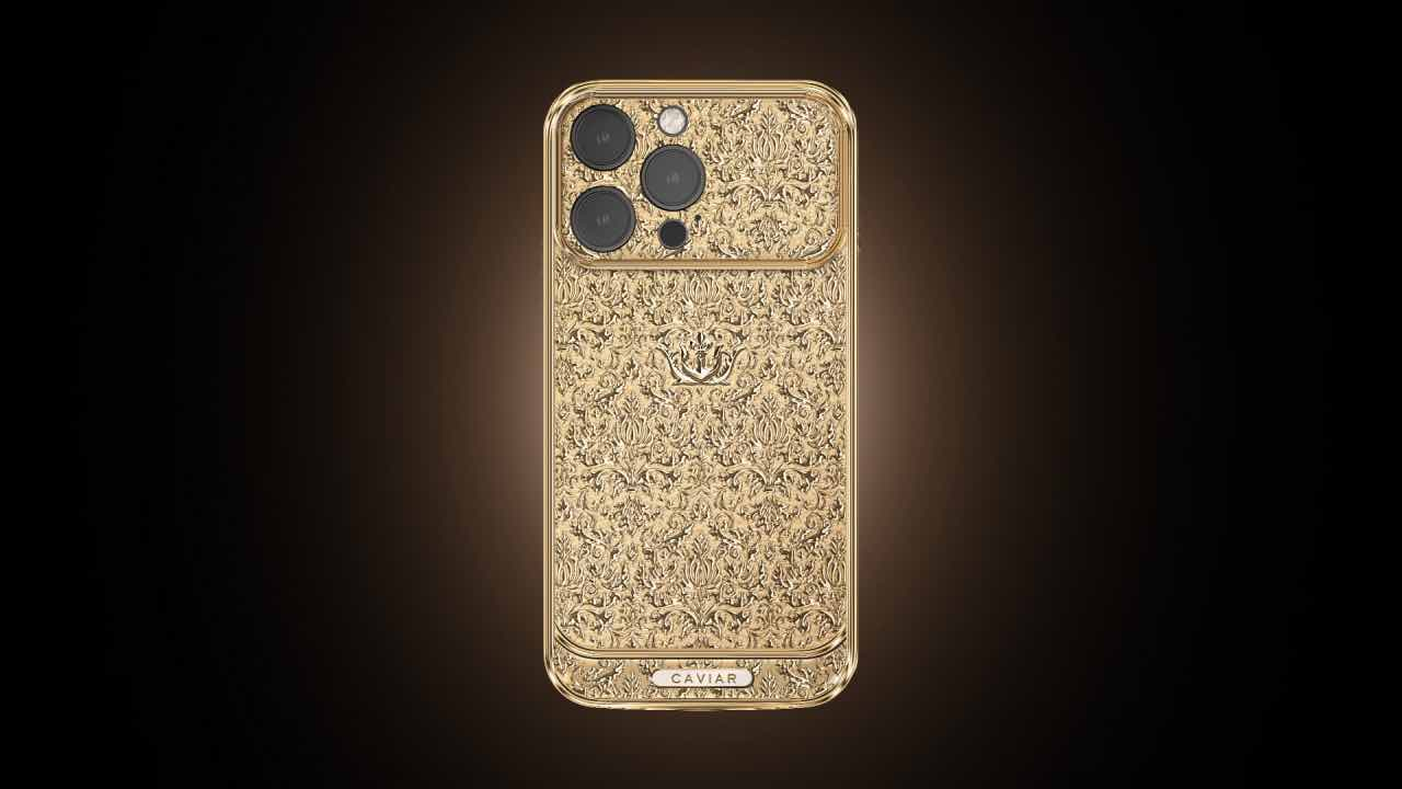 iPhone 13 Pro Gold Edition