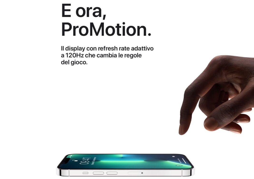 Samsung non ci sta e sbeffeggia i nuovi schermi ProMotion
