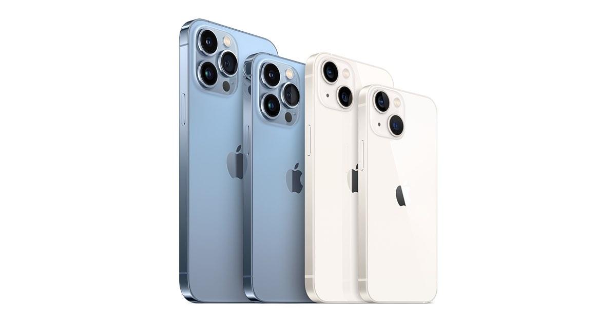 Quali sono le principali differenze tra iPhone 13 e iPhone 12