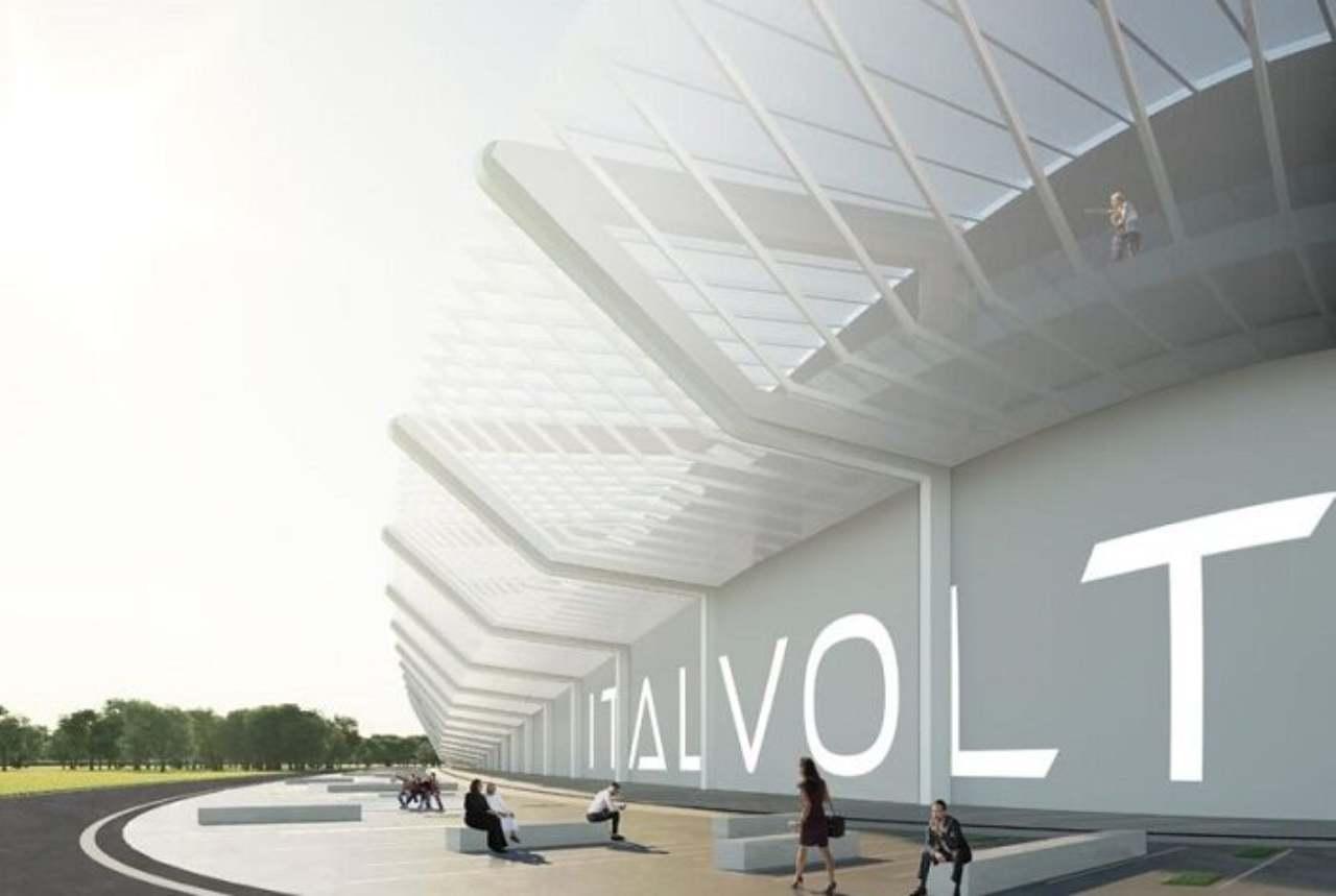 Italvolt, la superfabbrica di batterie (Foto Pambianconews)