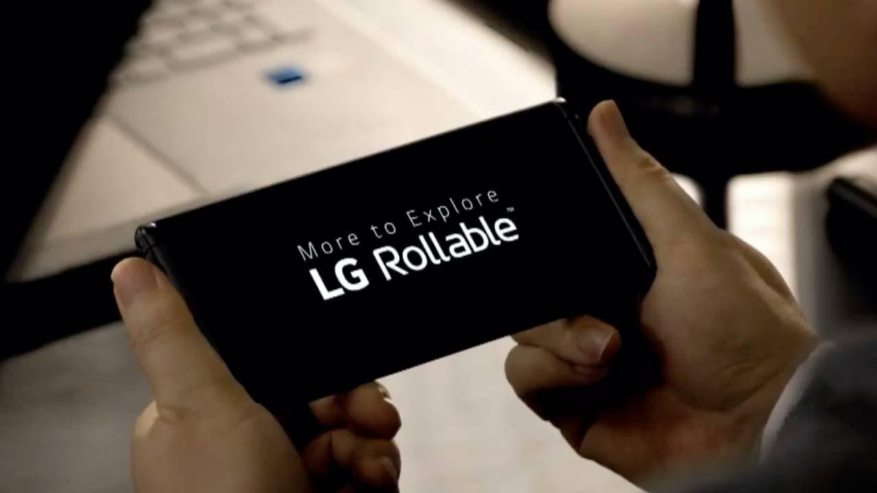 LG, nuova tecnologia sullo schermo (Foto Wired)
