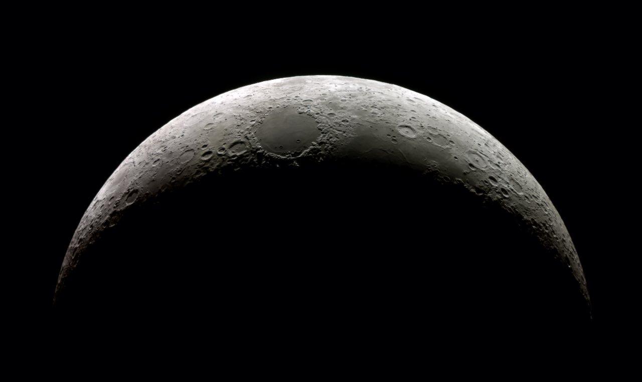 Dopo gli sbarchi del programma Apollo, nessun essere umano ha più camminato sulla Luna (Adobe Stock)