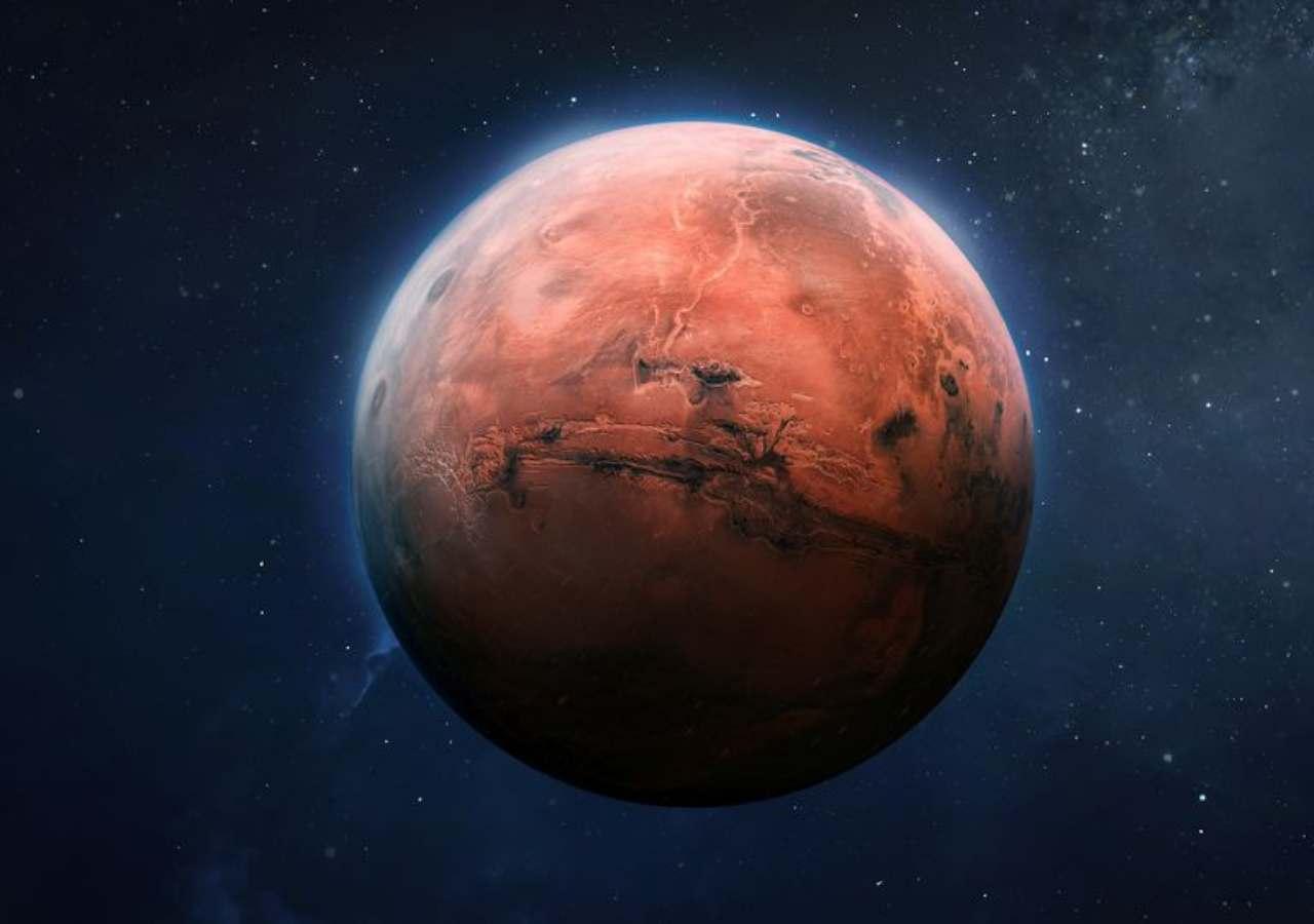Marte (Foto IlMeteo)