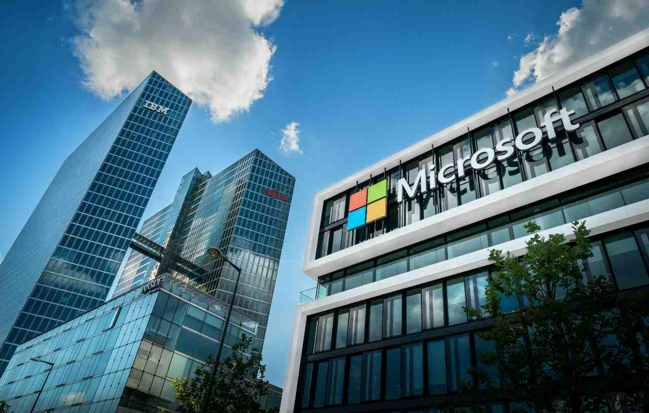 Microsoft Corporation, una azienda d'informatica top con sede a Redmond, nello Stato di Washington (Adobe Stock)