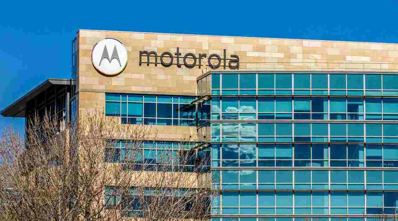 Motorola, azienda statunitense attiva nel campo dell'elettronica, fondata nel 1928 con sede a Schaumburg (Adobe Stock)