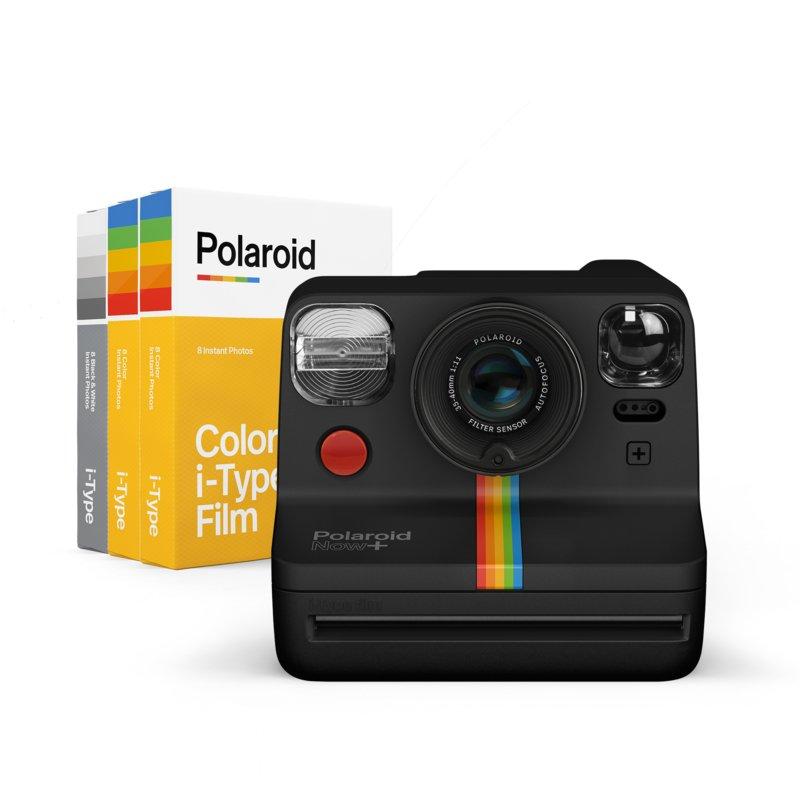 Polaroid, l'ultimo gioiello è la Now+ (Polaroid)