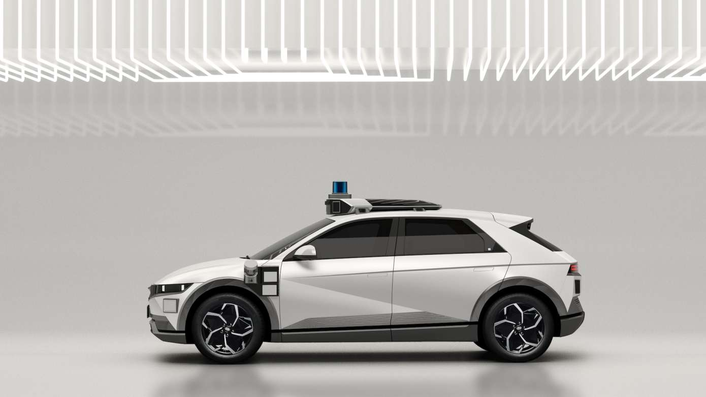 Il robotaxi made in Hyundai-Motional (Motional)