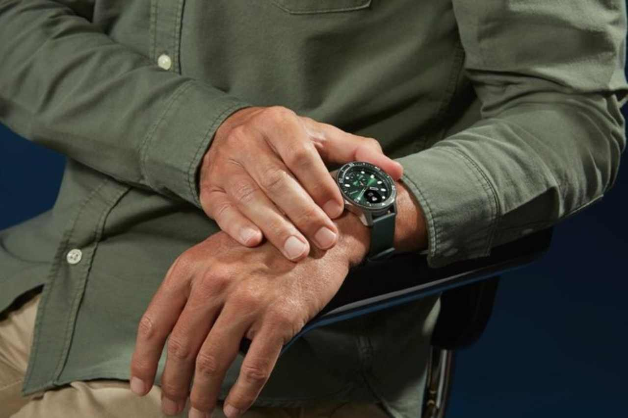 Withings ScanWatch Horizon, che orologio!