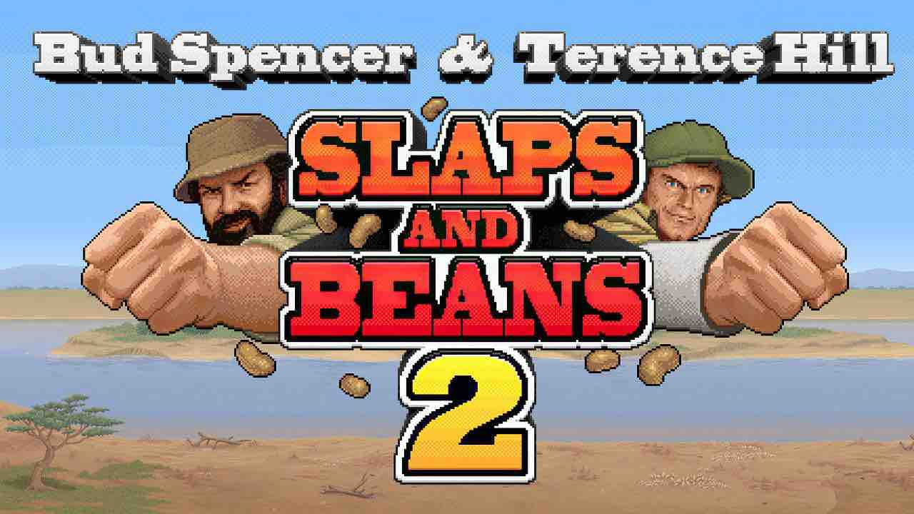 Bud Spencer & Terence Hill - Slaps And Beans 2
