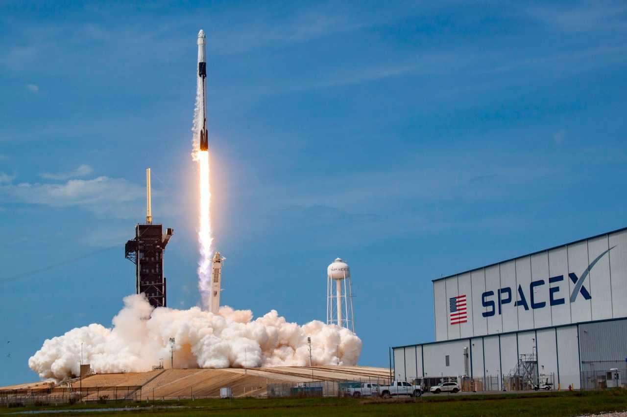 SpaceX porta Apple nello spazio (Foto Startmag)